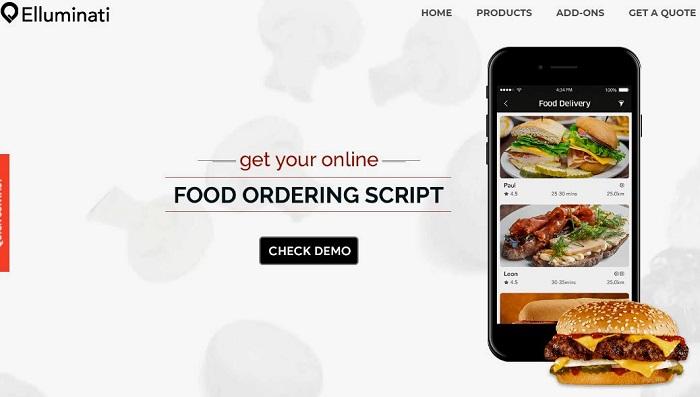 foodpanda clone script