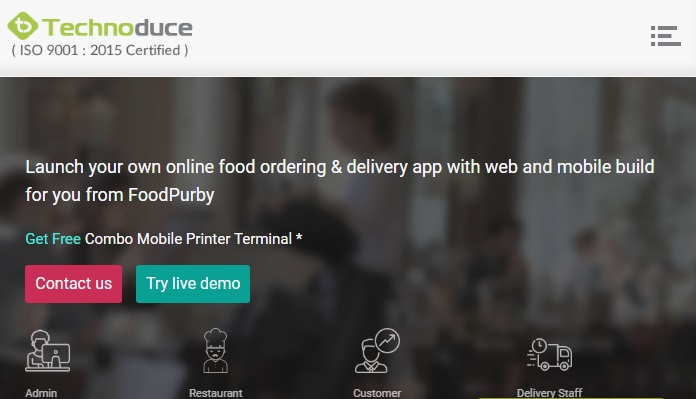 Top 10 Food Panda & JustEat Clone Scripts for Food-tech Startups