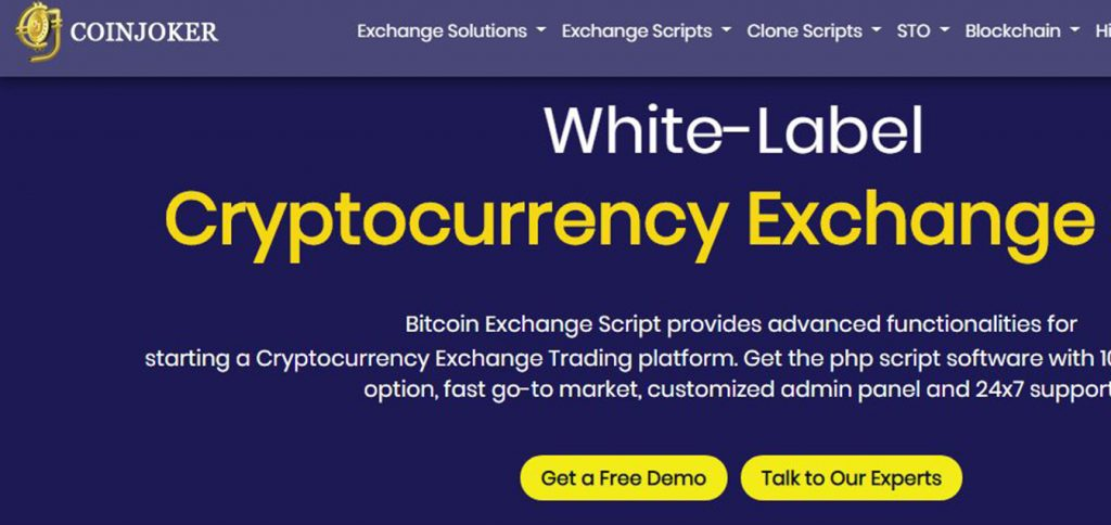 Cryptocurrency Exchange Scripts to Launch your Exchange Platform