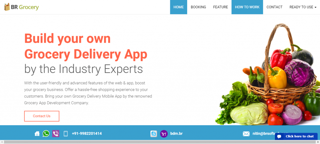 Promising Grofers Clone Scripts to Launch your Grocery