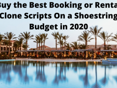Buy the Best Booking or Rental Clone Scripts On a Shoestring Budget in 2020